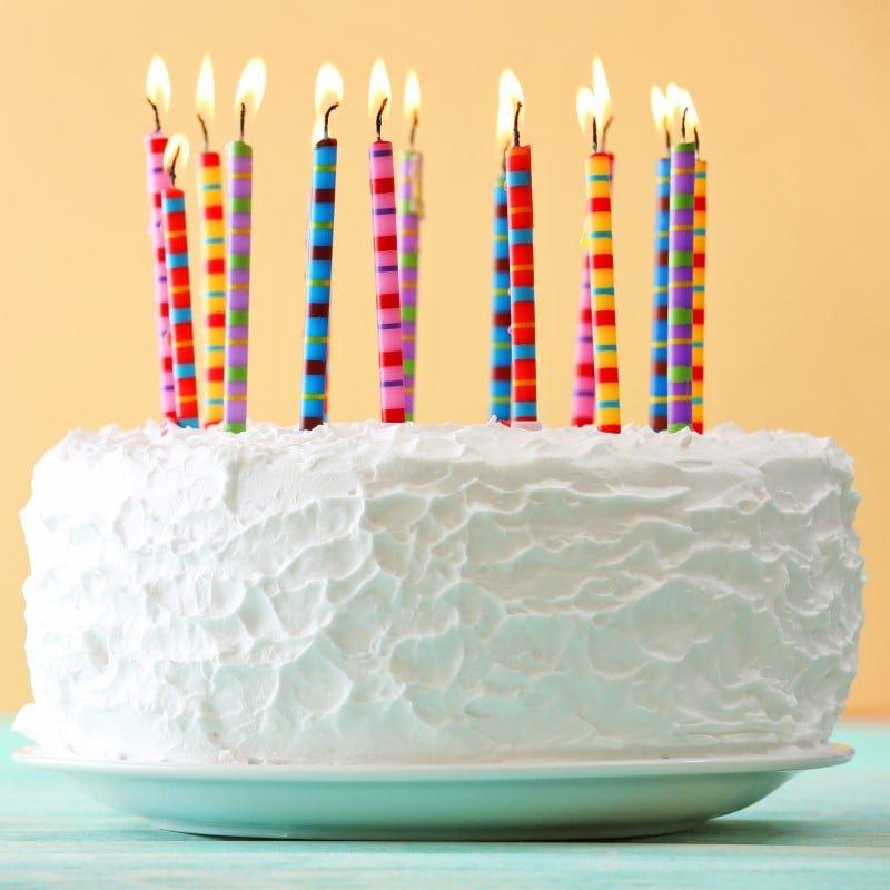 Fødselsdagskage 1