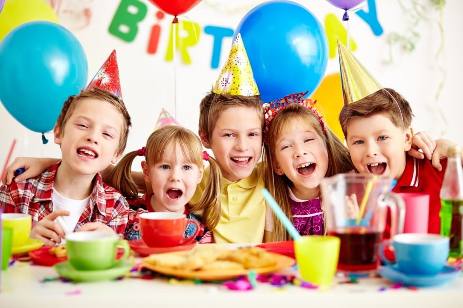 Kom godt igennem børnefødselsdagen