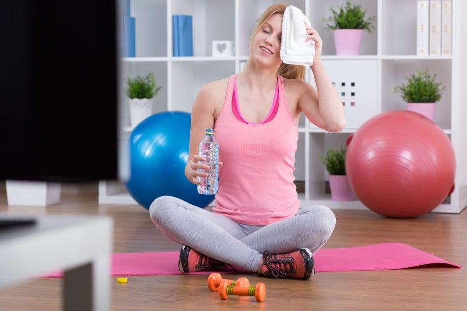 Gaver, der kan få dig i form, uden at du behøver gå i træningscenter