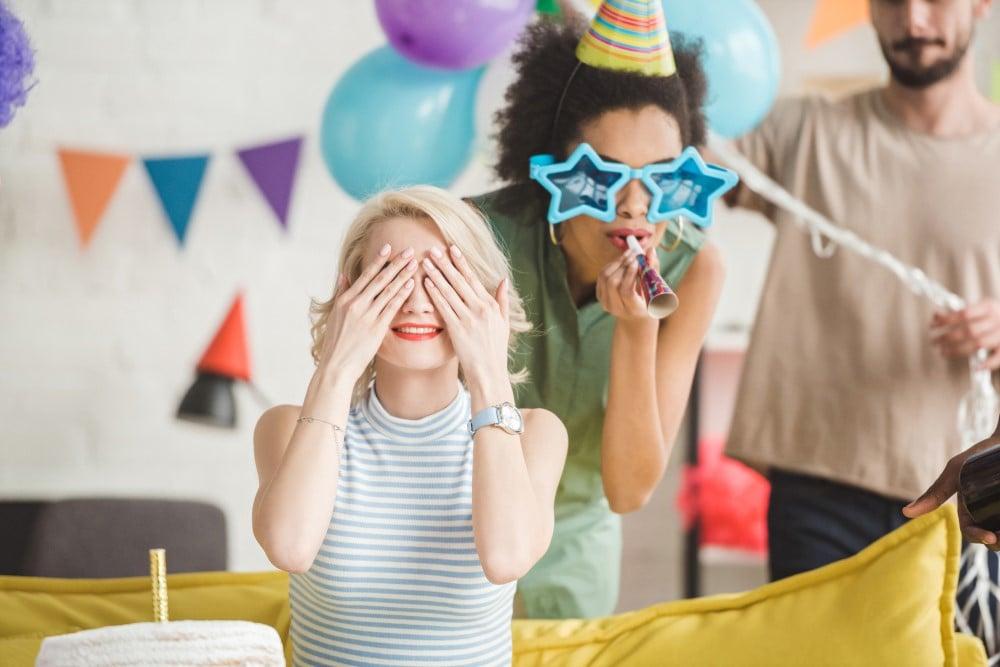 Gør fødselsdagen til en fest