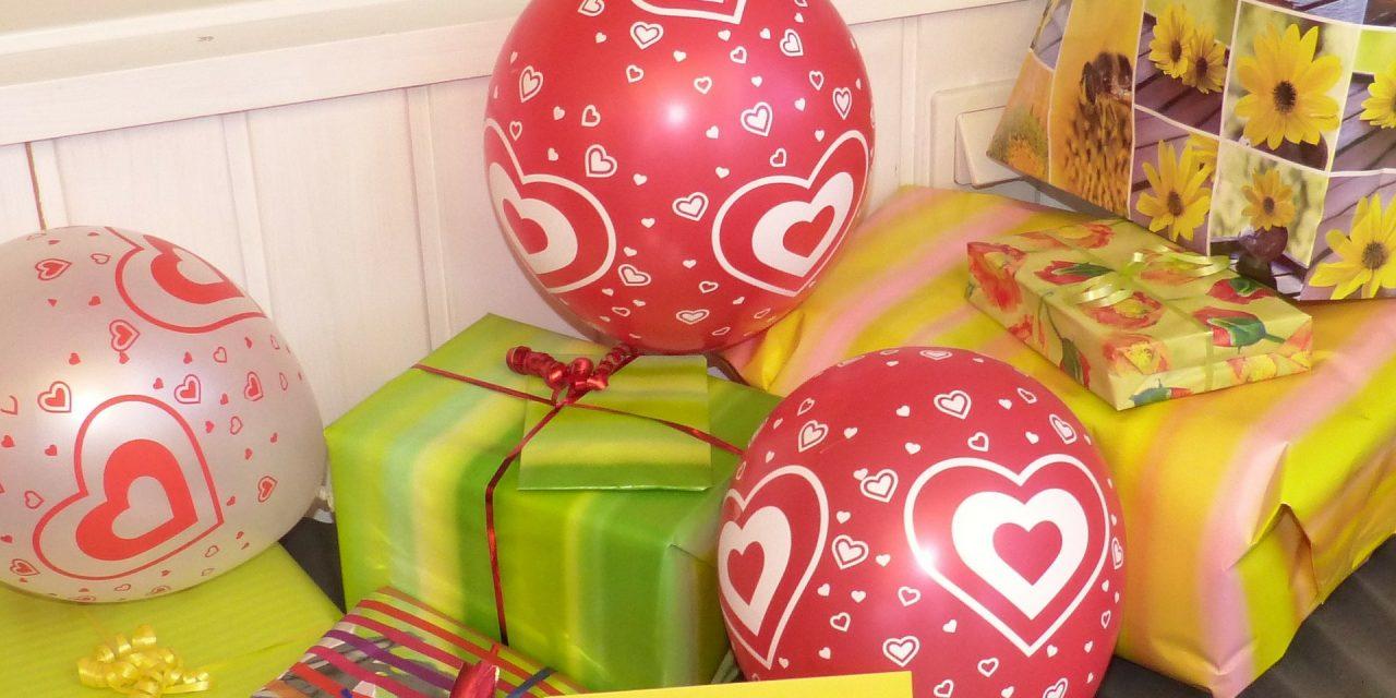 Der er ingen større fryd end at give en god fødselsdagsgave!