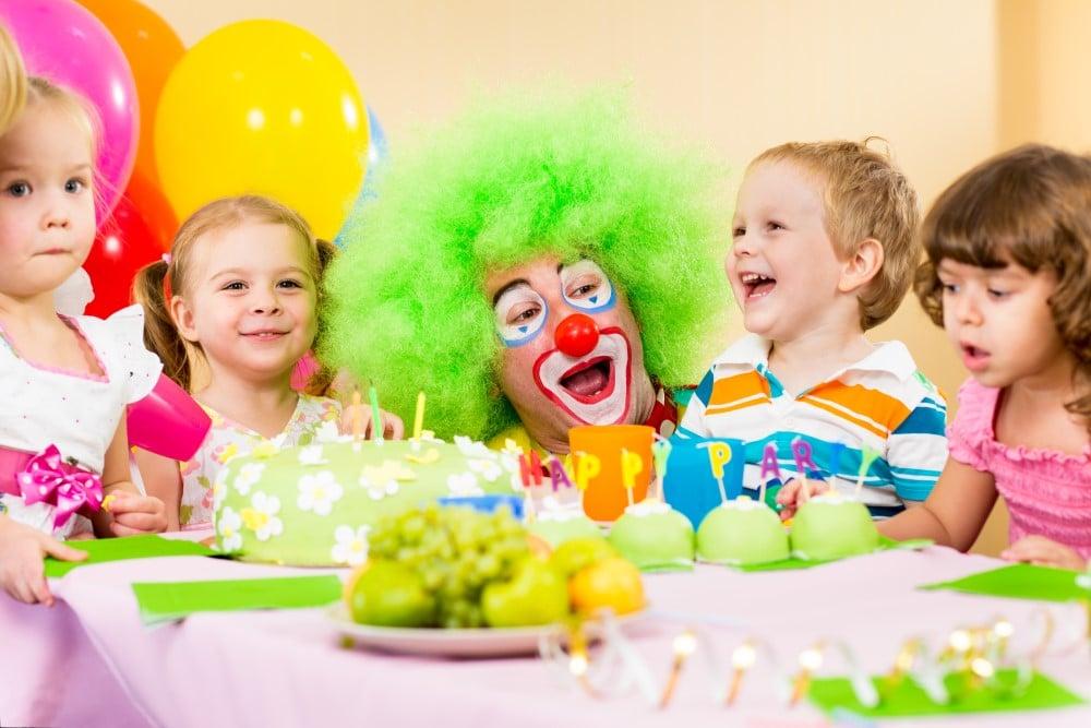 Lej udstyr så børnene får den perfekte børnefødselsdag