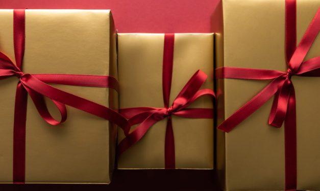 4 gode gaveideer til en du holder af